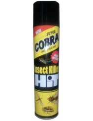 Hit Insect Killer Cobra Preparat Owadobójczy w Aerozolu 400 ml