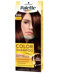 Palette 236 kasztan - szampon koloryzujący