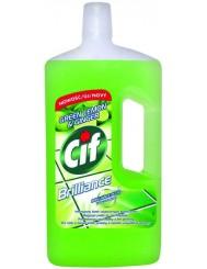 Cif Brilliance Green Lemon & Ginger 1L – uniwersalny płyn do czyszczenia