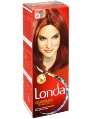 Londa 47 Ognisto Czerwony – farba trwale koloryzująca