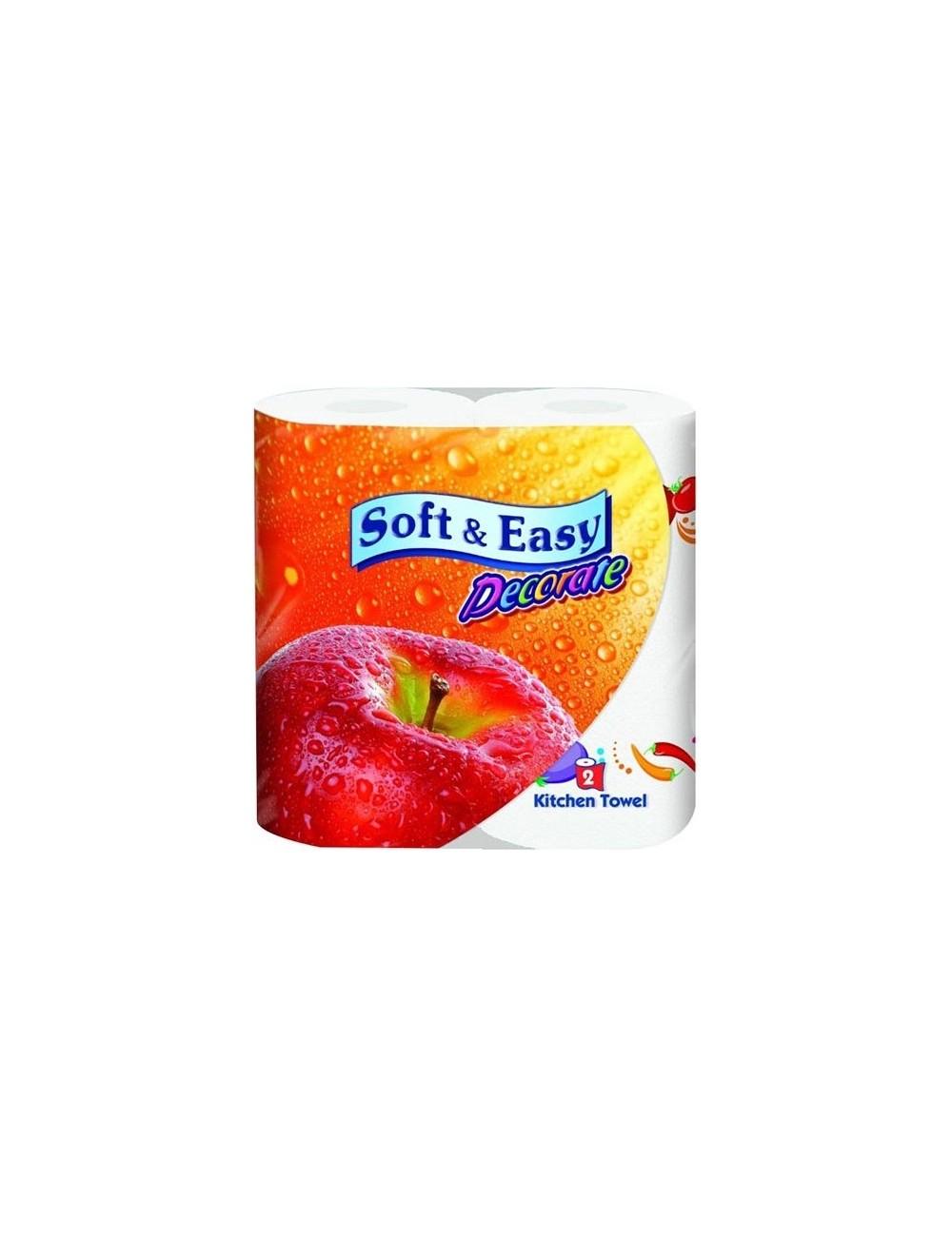 Ręcznik Papierowy Soft & Easy A2