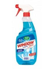 Window płyn do mycia szyb z alkoholem i amoniakiem 750ml