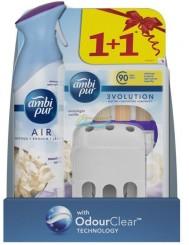Ambi Pur Zestaw – Moonlight Vanilia Spray 300 ml + Urządzenie 3 Volution 20 ml