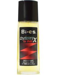 Bi-Es Dynamix Męski Dezodorant w Naturalnym Spray'u 100 ml