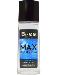 Bi-Es Ice Freshness Męski Dezodorant w Naturalnym Spray'u 100 ml