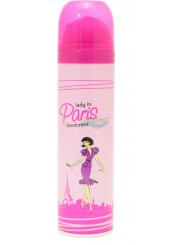 Lady In Paris Spray 150 ml – dezodorant dla kobiet