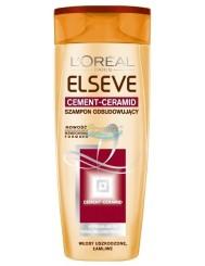 Elseve Cement- Ceramid Odbudowujący Szampon do Włosów Uszkodzonych i Łamliwych 250 ml