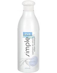 Eva Simple Szampon do Włosów Suchych i Zniszczonych z Jedwabiem 500 ml