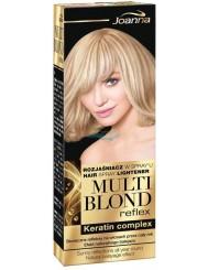 Joanna Multi Blond Reflex Keratin Complex Rozjaśniacz w Sprayu z Keratyną 150 ml