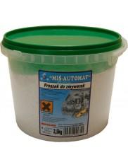 Miś-Automat Proszek do Zmywarek Środek Przeznaczony do Mycia Naczyń i Sztućców w Zmywarkach 2,5 kg