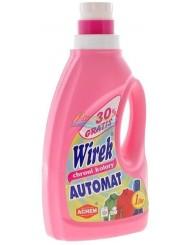 Wirek Automat Płyn do Prania Tkanin Kolorowych 1 L