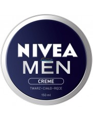 Nivea Men Krem do Twarzy, Ciała i Rąk dla Mężczyzn 150 ml