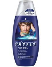 Schauma Men Moc i Objętość 250ml – szampon dla mężczyzn do codziennego stosowania