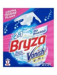 Bryza Vanish Ultra Proszek do Prania Tkanin Białych z Odplamiaczem 300 g