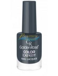 Golden Rose Color Expert Trwały Lakier do Paznokci 91 Grafit 10,2 ml
