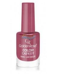 Golden Rose Color Expert Trwały Lakier do Paznokci 81 Perłowy Bordo 10,2 ml