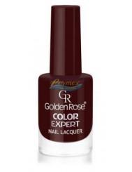 Golden Rose Color Expert Trwały Lakier do Paznokci 80 Ciemny Kasztan 10,2 ml