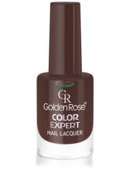 Golden Rose Color Expert Trwały Lakier do Paznokci 75 Czekoladowy 10,2 ml