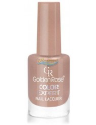 Golden Rose Color Expert Trwały Lakier do Paznokci 73 Perłowy Jasny Brąz 10,2 ml