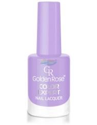 Golden Rose Color Expert Trwały Lakier do Paznokci 66 Lila Delikatny Fiolet z Różem 10,2 ml
