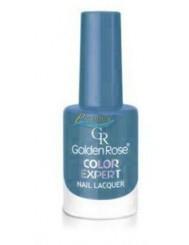 Golden Rose Color Expert Trwały Lakier do Paznokci 65 Zgaszony Niebieski 10,2 ml