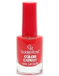 Golden Rose Color Expert Trwały Lakier do Paznokci 54 Intensywna Czerwień 10,2 ml