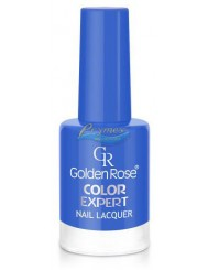Golden Rose Color Expert Trwały Lakier do Paznokci 51 Chabrowy 10,2 ml