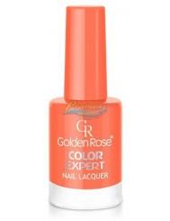 Golden Rose Color Expert Trwały Lakier do Paznokci 49 Jaskrawa Pomarańcz 10,2 ml