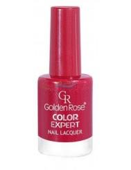 Golden Rose Color Expert Trwały Lakier do Paznokci 39 Brokatowa Malina 10,2 ml
