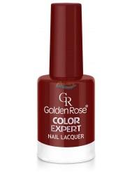 Golden Rose Color Expert Trwały Lakier do Paznokci 35 Bordowy 10,2 ml