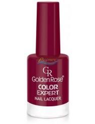Golden Rose Color Expert Trwały Lakier do Paznokci 30 Jasny Bordowy 10,2 ml