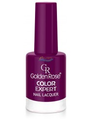Golden Rose Color Expert Trwały Lakier do Paznokci 28 Fioletowy Ciemny Bez 10,2 ml