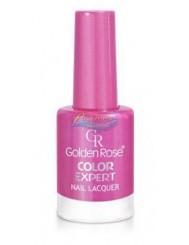 Golden Rose Color Expert Trwały Lakier do Paznokci 27 Perłowy Intensywny Róż 10,2 ml