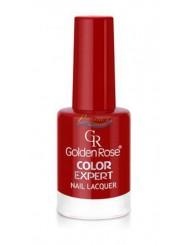Golden Rose Color Expert Trwały Lakier do Paznokci 26 Ciemna Czerwień 10,2 ml