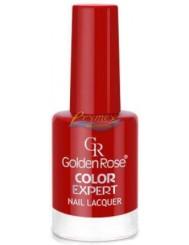 Golden Rose Color Expert Trwały Lakier do Paznokci 25 Matowa Czerwień 10,2 ml