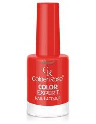 Golden Rose Color Expert Trwały Lakier do Paznokci 24 Jasna Czerwień 10,2 ml