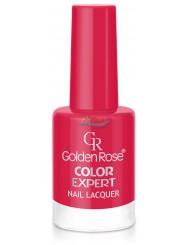 Golden Rose Color Expert Trwały Lakier do Paznokci 20 Ciemny Róż 10,2 ml