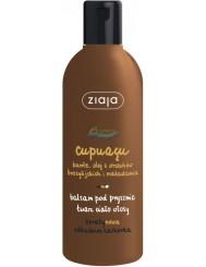 Ziaja Cupuacu Balsam pod Prysznic do Twarzy, Ciała i Włosów 300 ml – karite, olej z orzechów brazylijskich, makadamia