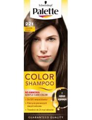 Palette 221 średni brąz - szampon koloryzujący
