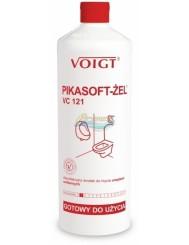 Voigt Pikasoft- Żel Vc-121 Środek Do Mycia I Dezynfekcji Pomieszczeń Sanitarnych 1l