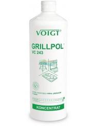 Voigt Grillpoll VC-243 1L Koncentrat – środek o silnym działaniu do tłustych, spieczonych zabrudzeń