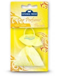 General Fresh Car Perfume Pearls Lemon Samochodowy Odświeżacz Powietrza o Cytrynowym Zapachu 20 g