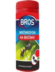 Bros Mrówkofon na Mrówki Granulat do Zwalczania Mrówek 250 + 30 g Gratis