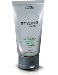 Joanna Styling Efect Żel do Włosów Nabłyszczający z Filtrem UV 150 g