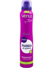 Venus Regenerująca Pianka do Golenia Żurawina&Mango do Skóry Wrażliwej 200 ml