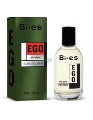 Bi-es Ego for Man After Shave Płyn po Goleniu 100 ml – do każdego rodzaju cery