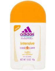 Adidas Women Intensive Cool&Care Damski Antyperspirant w Sztyfcie 45 g