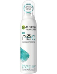 Garnier Neo Shower Clean Damski Antyperspirant w Sprayu 150 ml