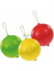 Balony Piłki Mix Kolorów 3 szt