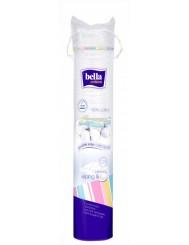 Bella Cotton Pads Płatki Kosmetyczne 140 szt – 100% bawełny